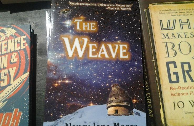Nancy Jane Moore: The Weave